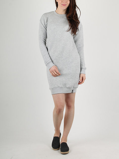 Šaty Superdry QUILTED NORDIC DRESS