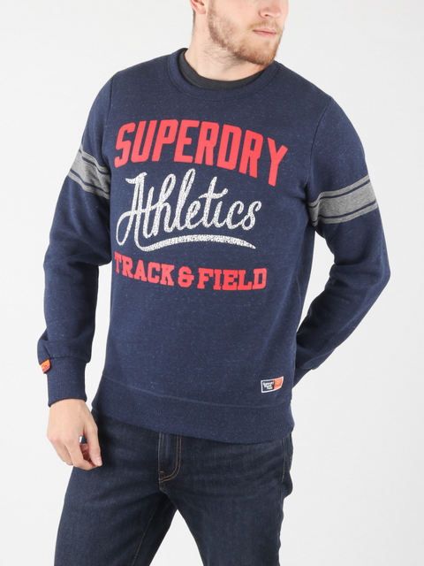 Mikina Superdry Track & Field Crew