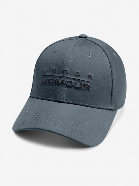 Šiltovka Under Armour Men'S Wordmark Str Cap-Gry