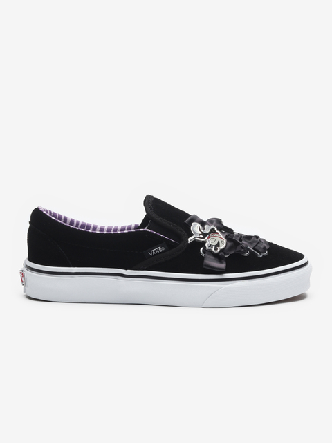 Topánky Vans Ua Classic Slip-On Lace (Disney) Haunted