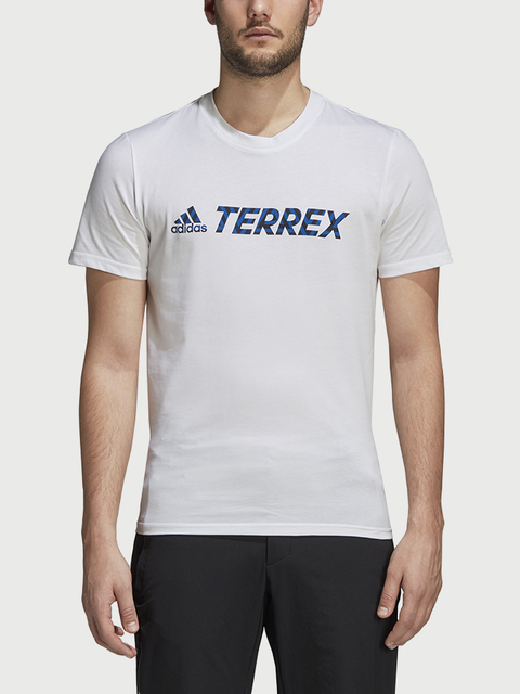 Tričko adidas Performance Logo Bar Tee
