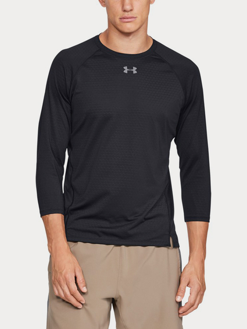 Tričko Under Armour Qlifier 3/4 Sleeve