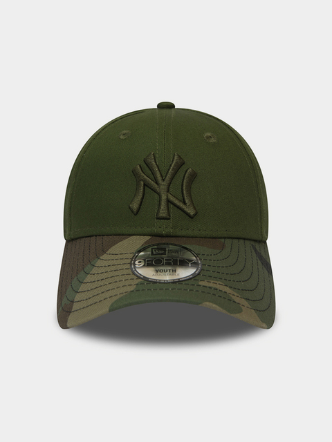Šiltovka New Era 940K Mlb Kids Camo Neyyan