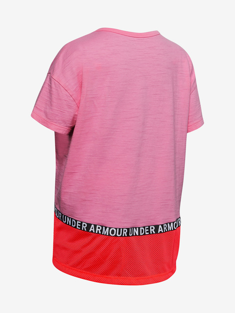 Tričko Under Armour Charged Cotton Taped Ss T-Shirt