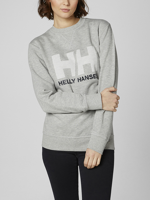 Mikina Helly Hansen W Logo Crew Sweat