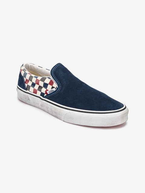 Topánky Vans Ua Classic Slip-On (Washed)