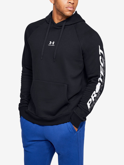 Mikina Under Armour Rival Fleece Pth Hoodie