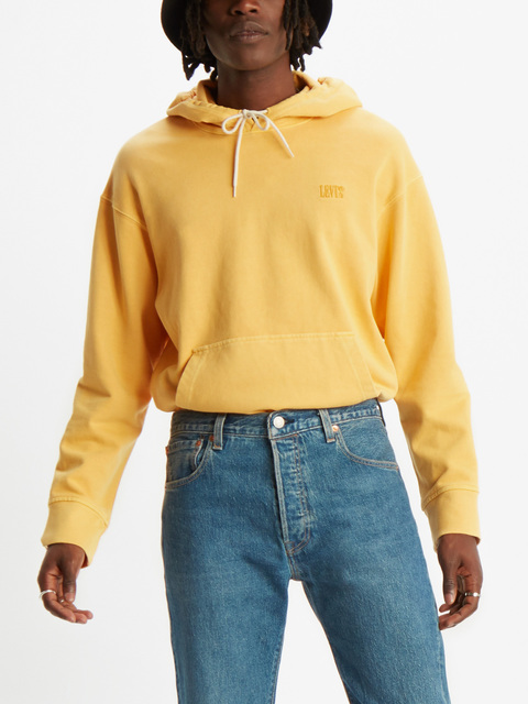 Mikina LEVI'S Authentic Po Hoodie Authentic Pullover