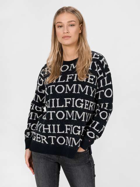 All-Over Svetr Tommy Hilfiger