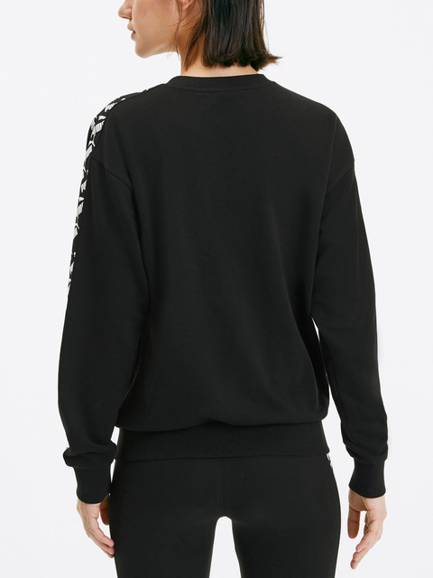 Mikina Puma Amplified Crew Sweat Tr
