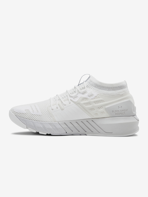 Topánky Under Armour Project Rock 2-white