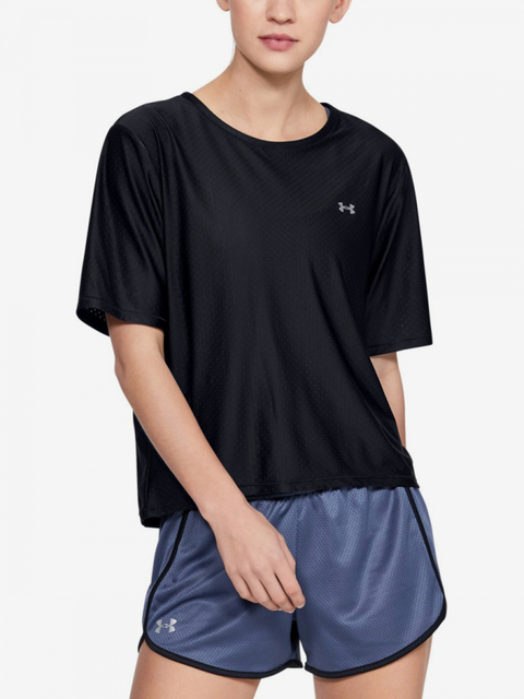 Tričko Under Armour Sport Ss-Blk