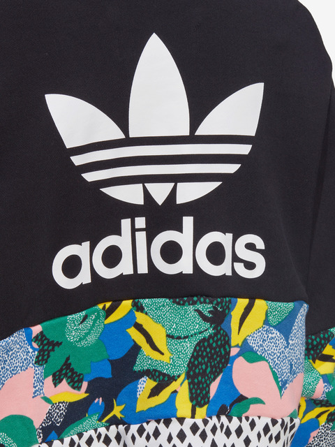 Cropped Mikina adidas Originals