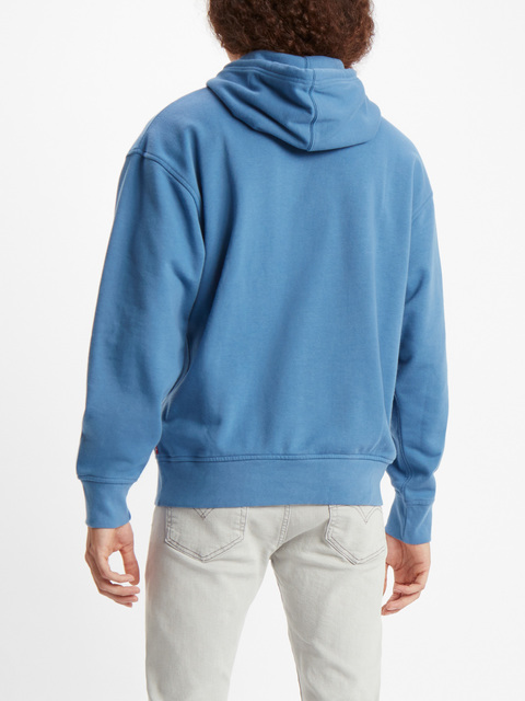 Mikina LEVI'S Relaxed Graphic Hoodie Boxtab Po Rivers
