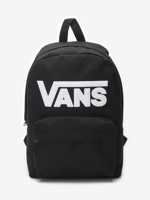 Ruksak Vans By New Skool Backpac Black/White