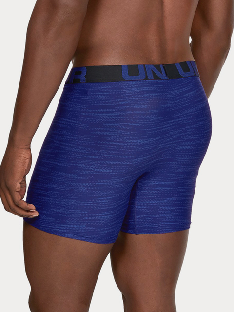 Boxerky Under Armour Tech 6In 2 Pack Novelty