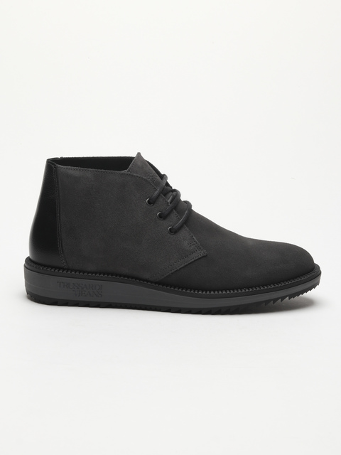 Topánky Trussardi Desert Boot Suede Air