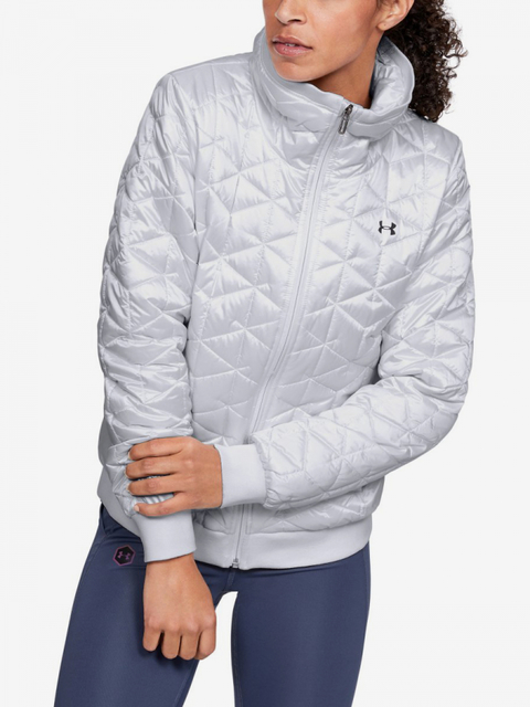 Bunda Under Armour Cg Reactor Performance Jacket-Wht