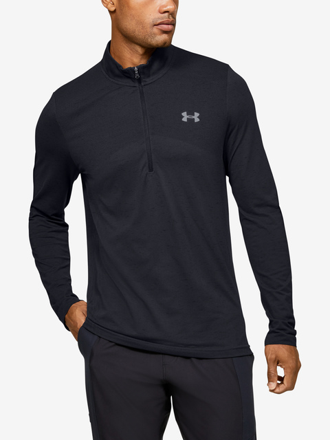 Tričko Under Armour Seamless 1 2 Zip