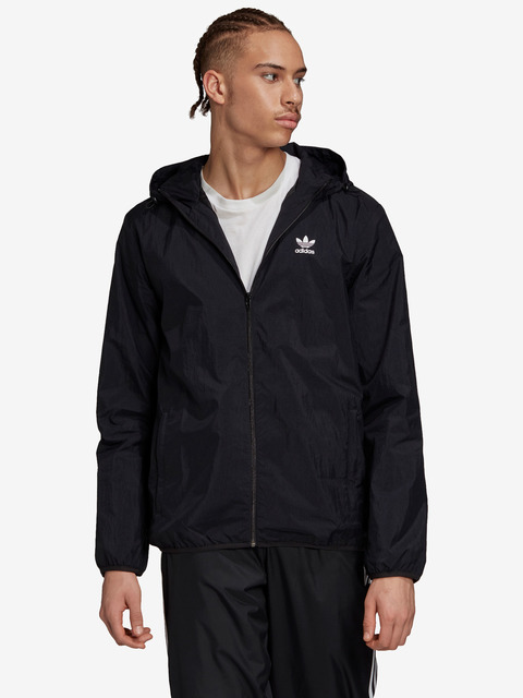 Trefoil Essentials Windbreaker Bunda adidas Originals