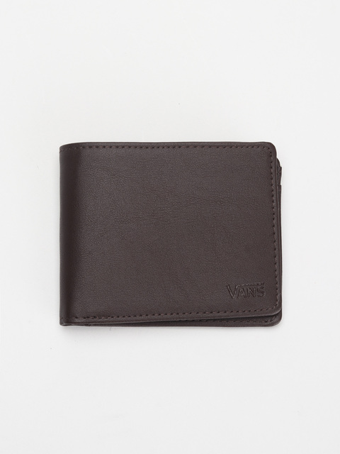 Peňaženka Vans Mn Drop V Bifold Wal Dark Brown