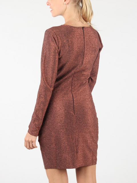 Šaty Superdry Mia Shimmer Dress