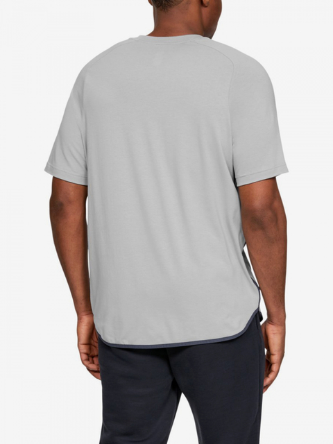 Tričko Under Armour Unstoppable Move Tee-Gry