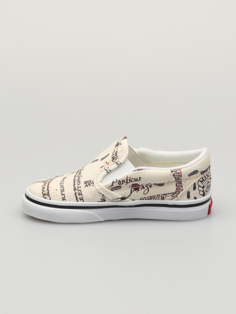 Topánky Vans Td Classic Slip-On (Harry Potter) Marauders Map