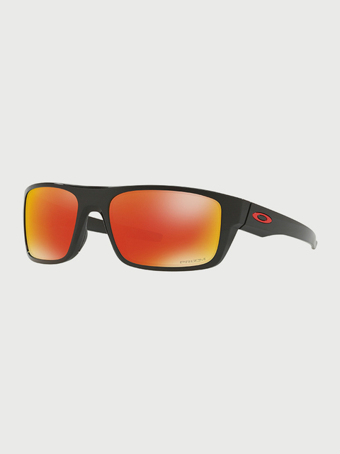 Okuliare Oakley Drop Point Polished Black W/ Prizm Ruby