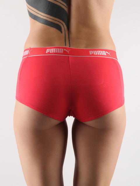 Nohavičky Puma Mesh Mini Short 2 Pack Packed Red