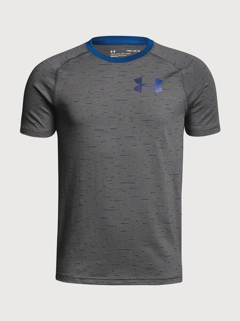 Tričko Under Armour Cotton Knit SS