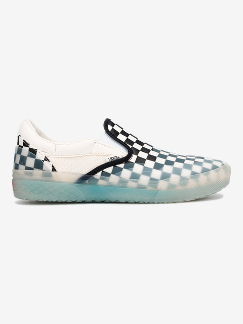 Topánky Vans Ua Mod Slip-On (Checkerboard)