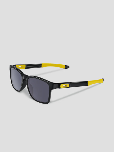 Okuliare Oakley Catalyst Vr46 Polished Black W/Grey