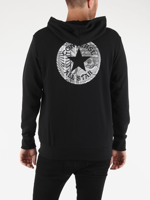 Mikina Converse Chuck Patch Graphic Fz Hoodie