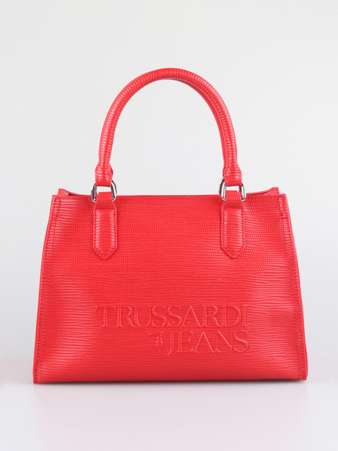 Taška Trussardi T-Tote Md Saffiano High Frequency