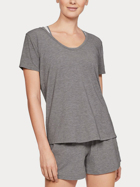Tričko Under Armour Recovery Sleepwear Ss