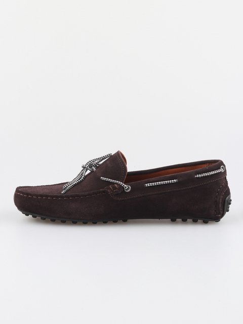 Topánky Trussardi Loafer Suede