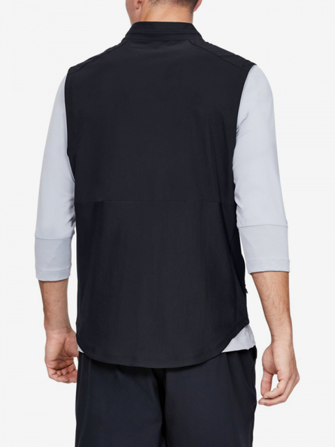 Vesta Under Armour Vanish Hybrid Vest-Blk