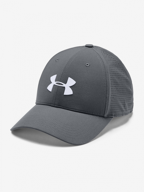 Šiltovka Under Armour Men'S Driver Cap 3.0-Gry