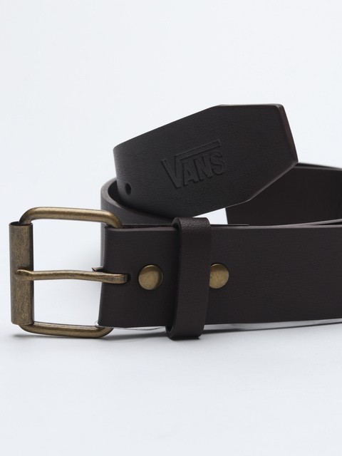 Opasok Vans Mn Hunter Ii Pu Belt Dark Brown