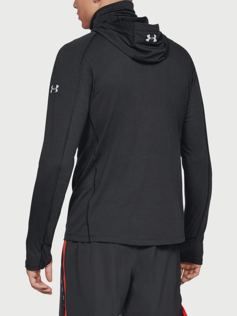 Tričko Under Armour Swyft Facemask Hoodie
