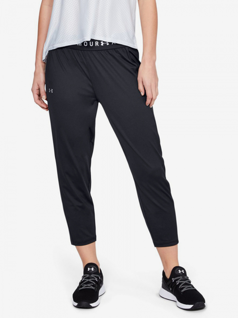 Tepláky Under Armour Sport Crop-Blk