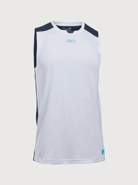 Tielko Under Armour SC30 Threadborne Sleeveless