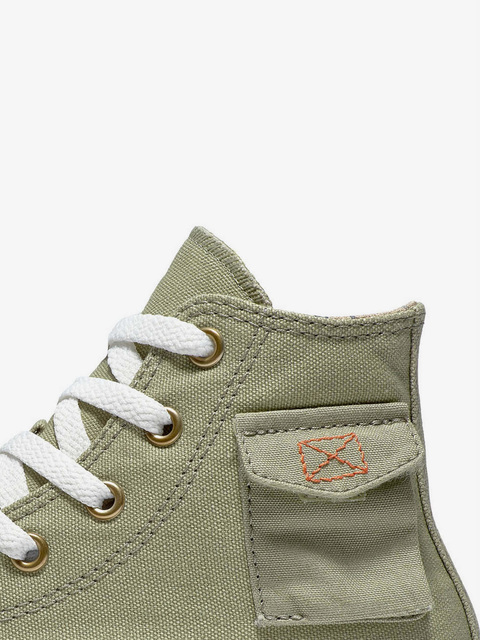 Topánky Converse Chuck Taylor All Star Quarter Pocket