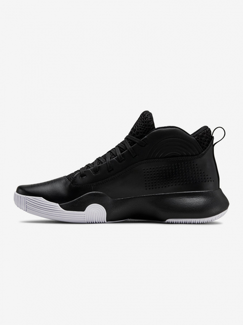 Topánky Under Armour Lockdown 4-Blk