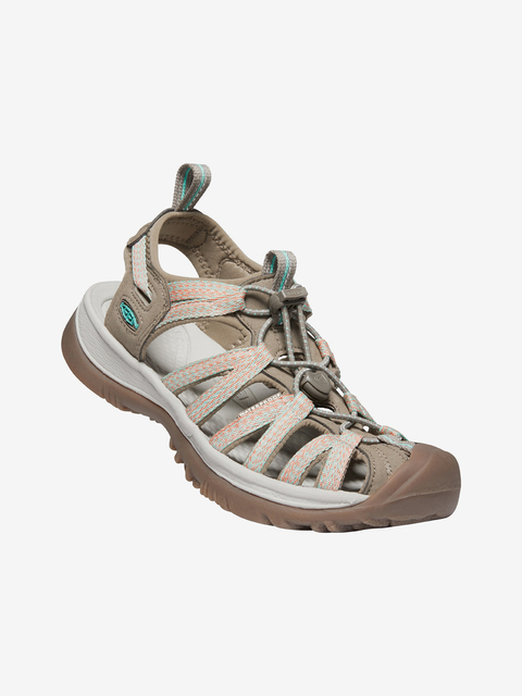 Sandále Keen Whisper W Taupe/Coral Us