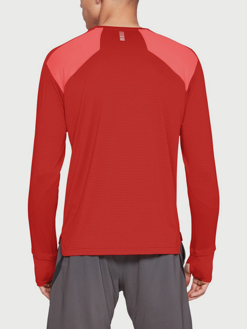Tričko Under Armour Hexdelta Longsleeve