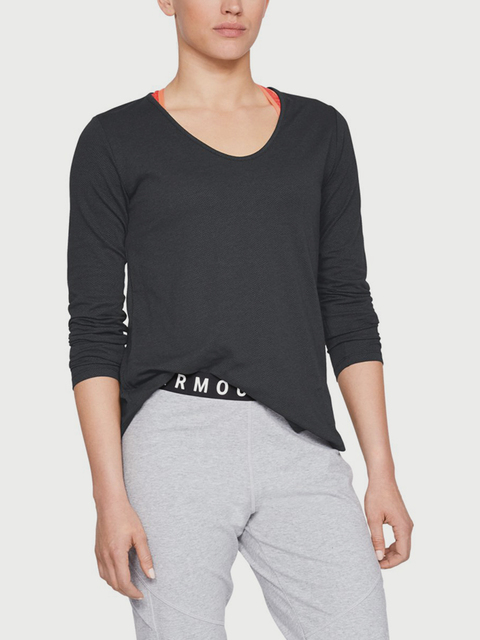 Tričko Under Armour Pindot Open Back LS