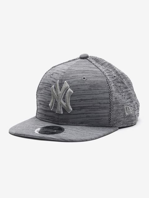 Unisex Šiltovky Šedá New York Yankees Engineered Kšiltovka New Era
