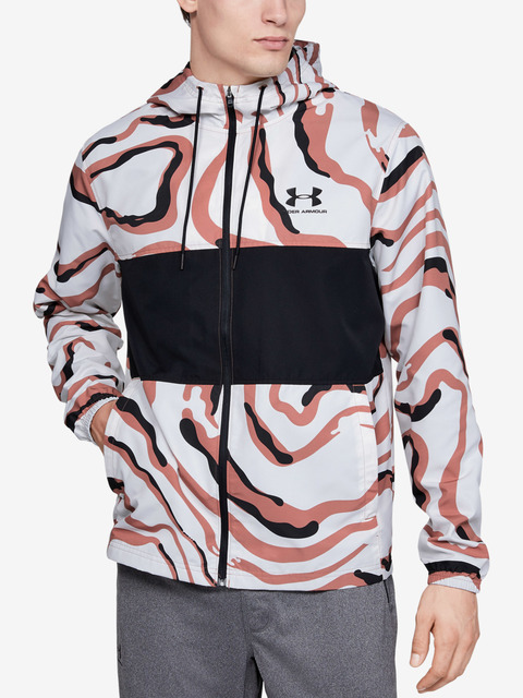 Bunda Under Armour Sportstyle Wind Printed Hooded Jacket